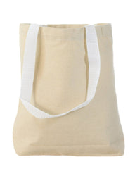 "12"" Small Canvas Tote Bag - TC212"