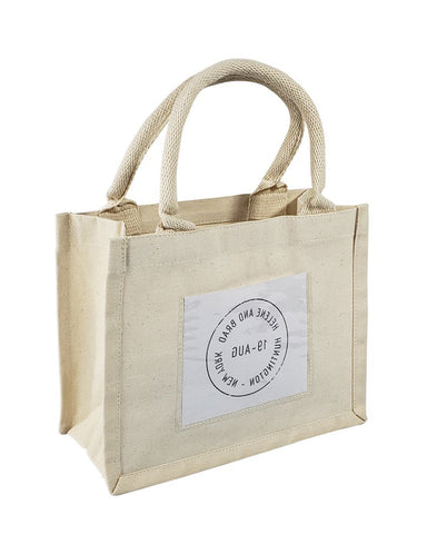 Tote Bags with Front Pocket - TF207