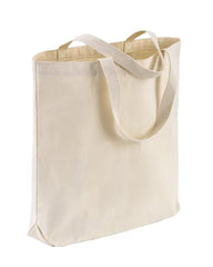 Heavy Canvas Promotional Tote Bag w/Gusset TG200