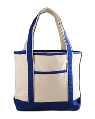 Durable Canvas Deluxe Tote Bag - TG258