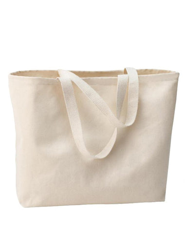 Large Canvas Shopping Tote Bag - TG260