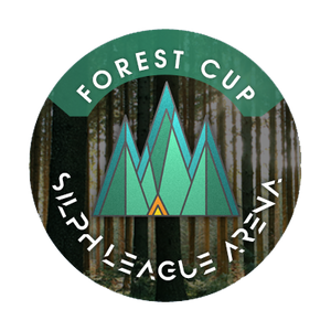 "Forest Cup Badge 1"" Metal Button"
