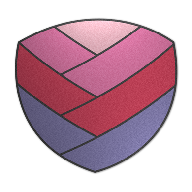 Rose Cup Badge 1