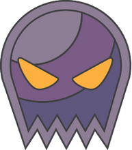 Load image into Gallery viewer, Wholesale Pack of Sinister Cup Badge Pins