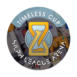 "Timeless Cup Badge 1"" Metal Button"