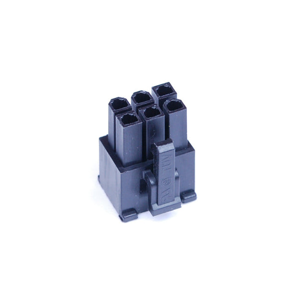 6 Pin PSU Connector