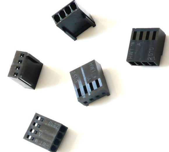 4 Pin PWM Female Fan Connector