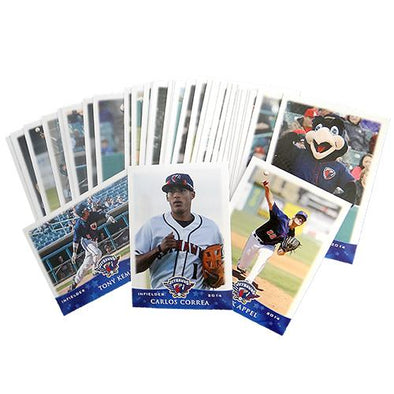 Lancaster JetHawks 2014 JetHawks Team Card Set