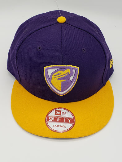 JetHawks Purple & Gold Snap Back Cap