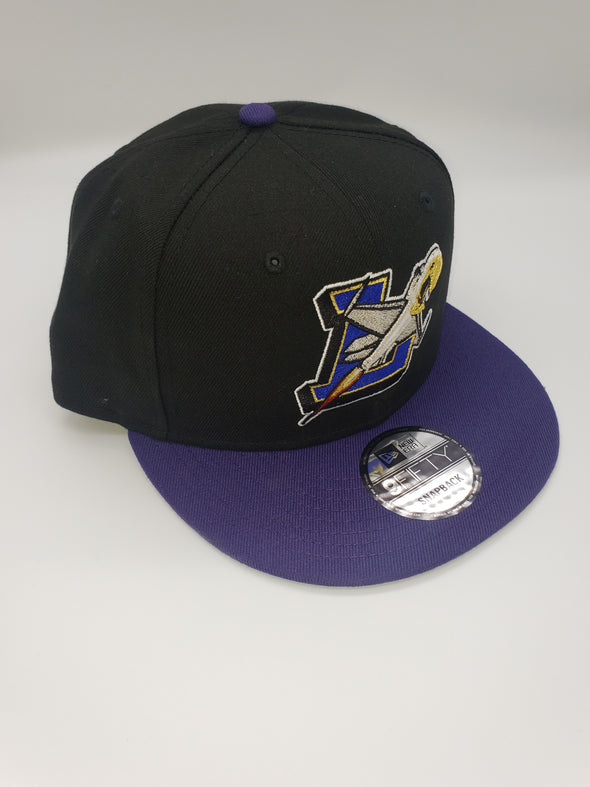 "Lancaster JetHawks ""Throwback"" Snap Back Cap"