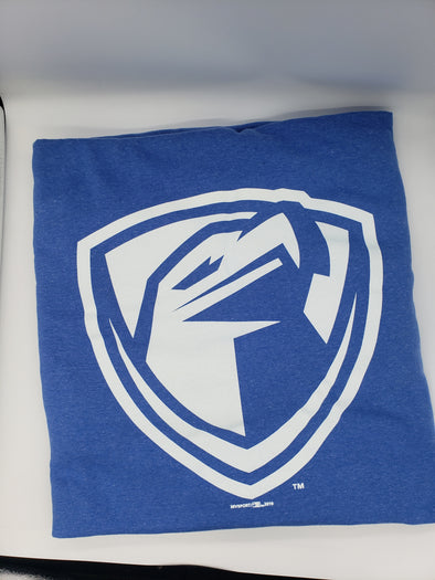 JetHawks Shield Logo Sweatshirt Blanket