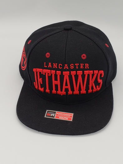 Lancaster JetHawks Youth Snap Back