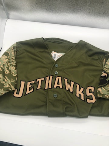 JetHawks Women Military Replica Jersey