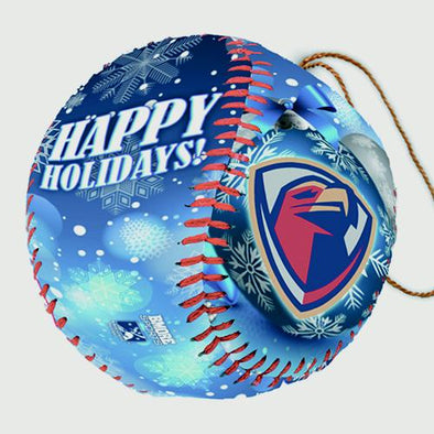 Lancaster JetHawks Holiday Ornament