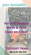 Join us with @amiebfit_ for Move & Flow