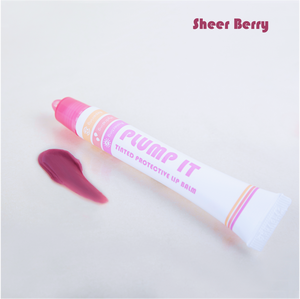 Make-up duo set- Berry or Peach