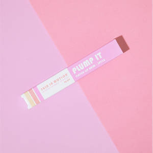 PLUMP IT -Tinted protective lipbalm  SPF30 - Sheer Berry