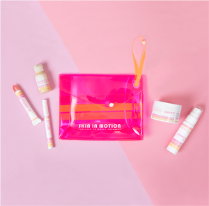 Complete beauty and care kit-Berry