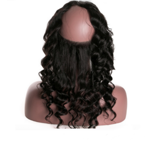 360 FRONTAL - BODY WAVE