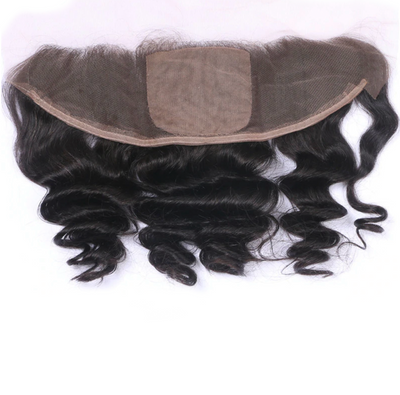 PERUVIAN 13X4 LOOSE WAVE (SILK)