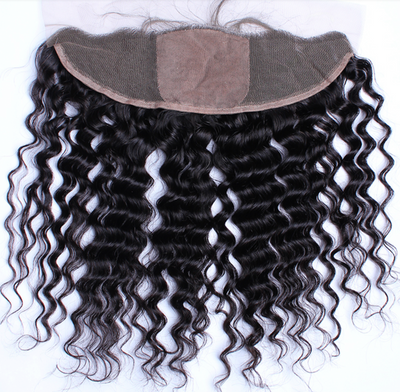 PERUVIAN 13X4 DEEP WAVE (SILK)
