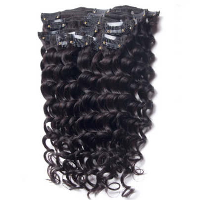 MINK DEEP WAVE CLIP IN