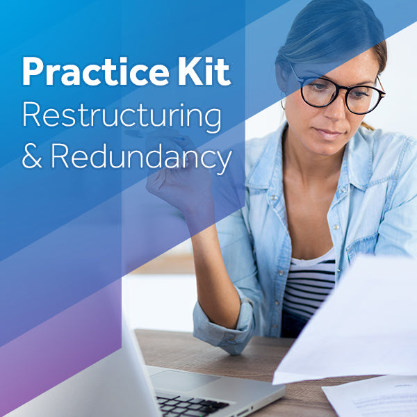 Practice Kit on Restructuring and Redundancy: Digital Download