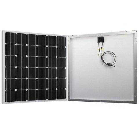 ACOPOWER 150 Watts 12 Volt Monocrystalline Solar Panel