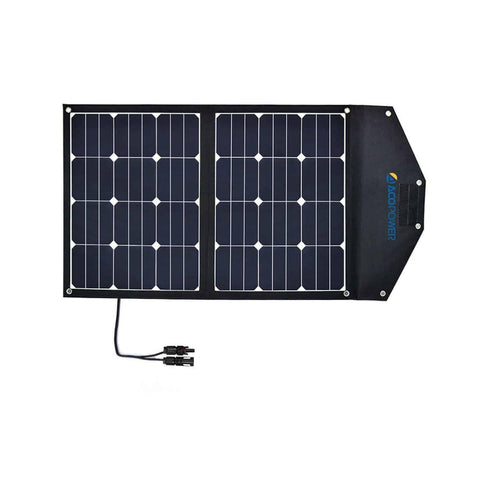 Image of ACOPOWER LTK 80W Foldable Solar Panel Suitcase