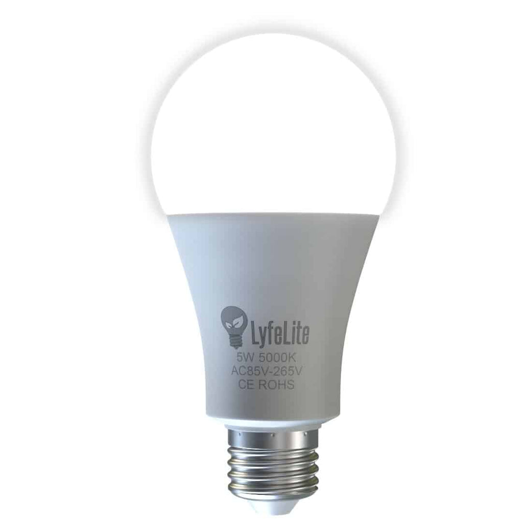 Humless Emergency Smart Light Bulb- 4Pack