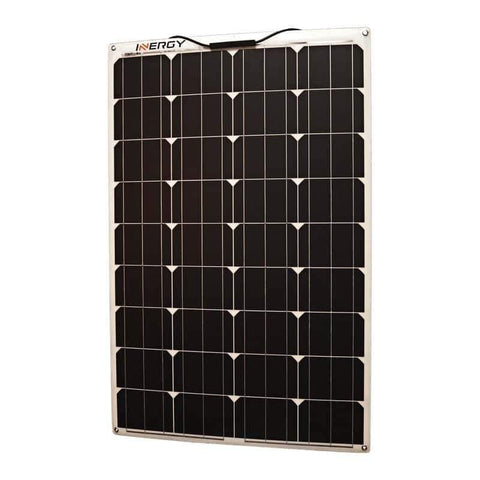 Image of inergy linx 100w semi flexible monocrystalline solar panel