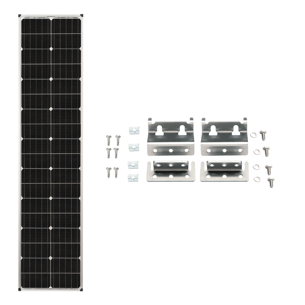 Zamp Solar 90-Watt Long Solar Expansion Kit