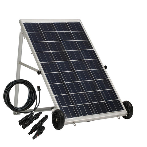 Image of Nature's Generator Gold-WE System solar power station generator
