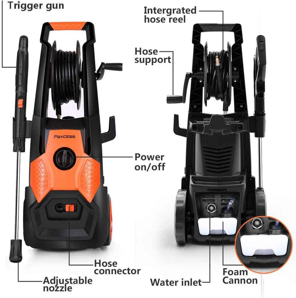 Paxcess 2150 PSI Electric Pressure Washer
