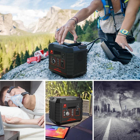 Image of Rockpals 330W Portable Power Station - The Eco Store