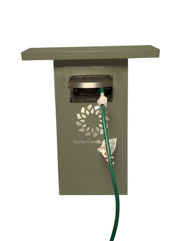 SolarSynthesis 120V GFCI Electrical Outlet Charging Station