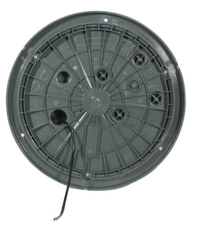 "Image of SolarSynthesis® Omni-Radiant 8"" Outdoor Garden Speaker"