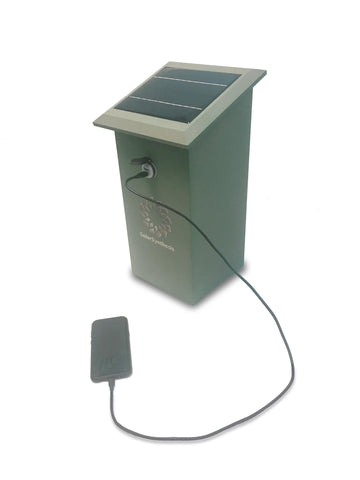 SolarSynthesis SuperCharge18 Charging Station