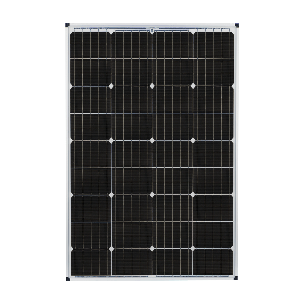 Zamp Solar 115 Watt Expansion Kit