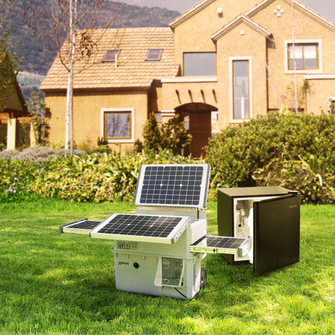 Image of Wagan Solar ePower Cube 1500 PLUS - The Eco Store