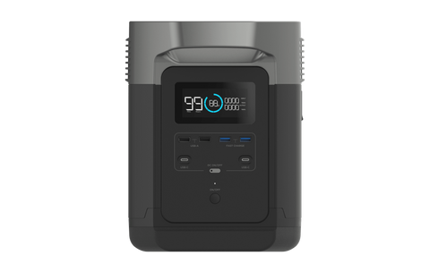 Image of EcoFlow Delta 1300 Portable Power Station
