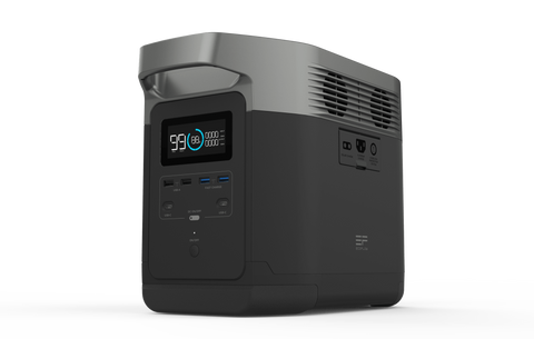 Image of EcoFlow Delta 1300 Portable Power Station Generator