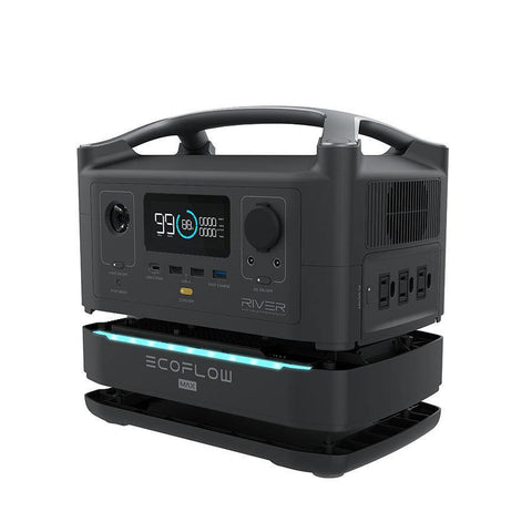 Image of EcoFlow River 600 Max Portable Power Station