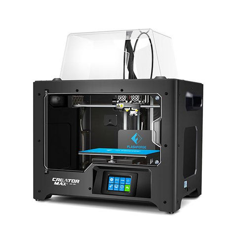 Image of FlashForge Creator Max Dual Extruder 3D Printer