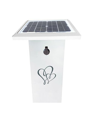 SolarSynthesis SuperCharge35 Charging Station
