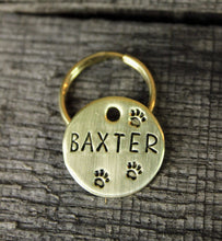 Load image into Gallery viewer, Personalized cat id tag