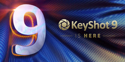 KeyShot 9 Released