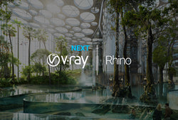 V-RAY NEXT FOR RHINO, UPDATE 1 RELEASED