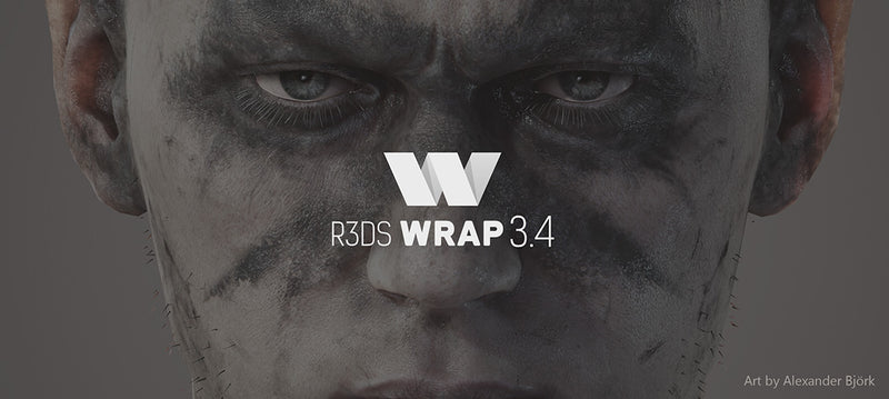 R3DS WRAP 3.4 Released!