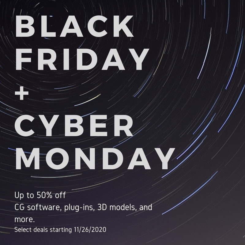 CG River Black Friday & Cyber Monday Promo 2020